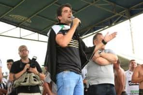 Rodrigo Pastana é demitido do Figueirense