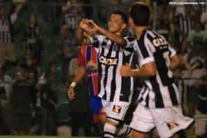 Giovanni Augusto, Léo Lisboa e Paulo Roberto retornam contra o Botafogo