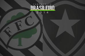 Figueirense 1 x 0 Botafogo: Tchau Zona do Rebaixamento!
