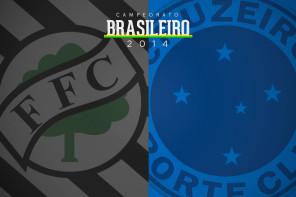 Pré-jogo: Figueirense x Cruzeiro. O líder vem aí
