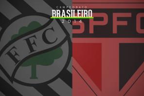Figueirense 1 x 1 São Paulo – Bom jogo no Scarpelli