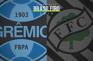 Grêmio 1 x 0 Figueirense. Contra 12 fica difícil