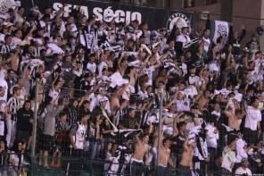 Figueira faz promoção para o próximo jogo no Scarpelli