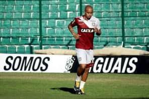 Thiago Heleno tem sua situação indefinida, mas pode permanecer no Figueirense
